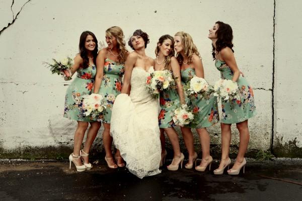 Floral-Bridesmaids-Dresses-600x400