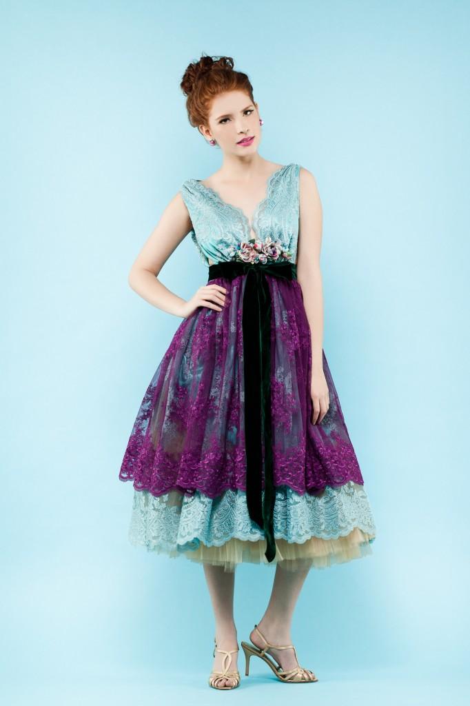 21 Vestido Framboise