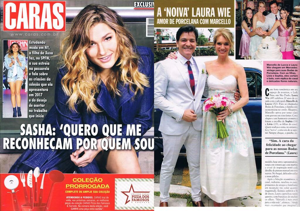 Revista Caras Nov 2016
